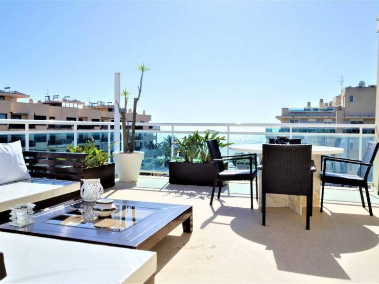 Penthouse Playa d'en Bossa