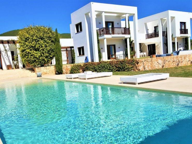 Moderna Villa en Venta Fengshui en San Carlos Ibiza
