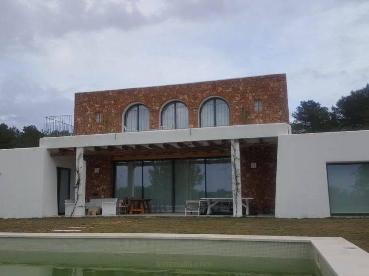 Espectacular Villa Ibicenca, en Alquiler de temporada en Can Escandell, Ibiza