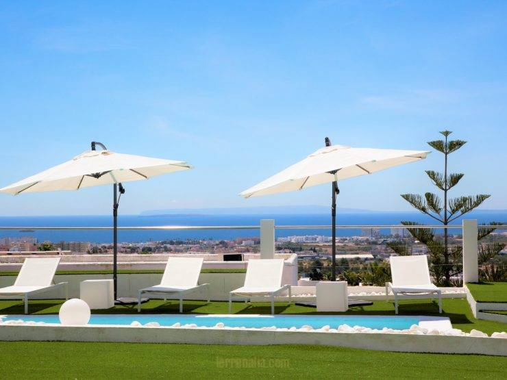 This magnificent luxury villa for sale in Ibiza, is located in the popular area of ​​Sa Carroca