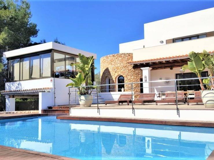 Villa Can Garrey in Santa Eulalia