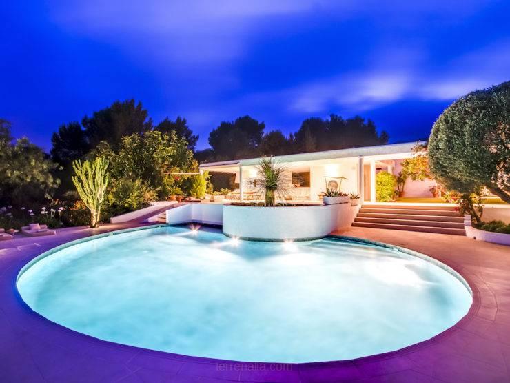 Appreciated Villa in Privileged Area of San Josep Can Felipe
