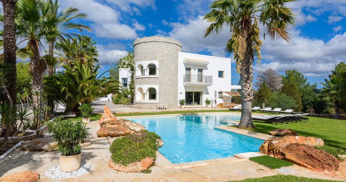 Villa de Lujo con Estilo Cerca de Ibiza, Can Savi