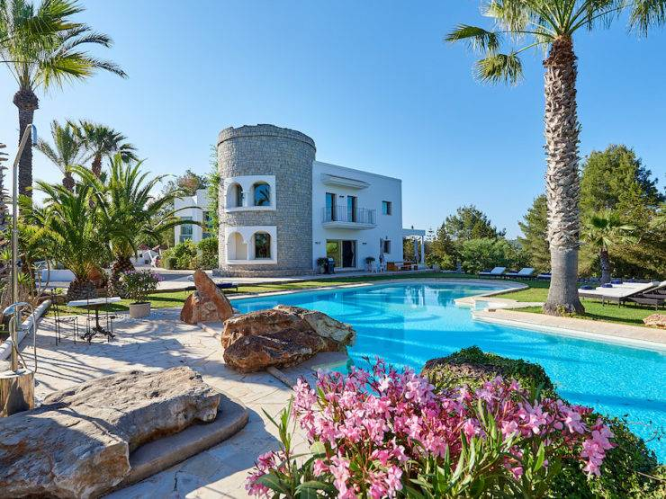 Stylish Luxury Villa Near ibiza Can Savi