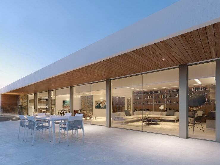 Villa Nueva Modernas
